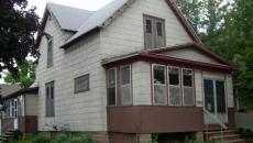 la maison vue extérieur avant travaux