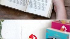 marque-page original design livre