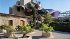 Marques de Riscal hôtel design en Espagne