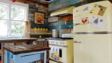 style rustique vintage brut cuisine design