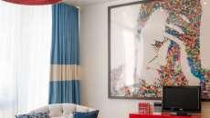 ameublement design industriel séjour meuble bas