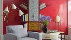 meuble de rangement créatif multicolore