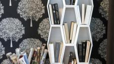 étagère originales meuble de rangement livres séjour