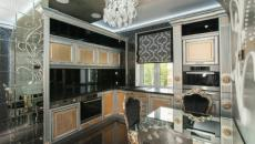meubles de cuisine baroque