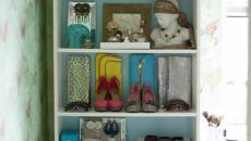 étagère rangement chambre