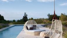 autour piscine ameublement outdoor luxe design