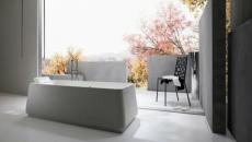 superbe luxueuse salle de bain zen