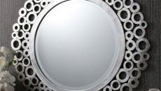 miroir original design unique créatif rond