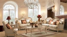 Meubles Classiques Salon Style Design Retro
