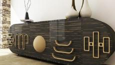 meuble bas design italien living room