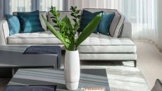 ameublement design séjour appartement moderne