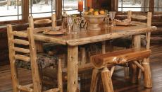 meubles rustiques pour cuisine et salle à manger