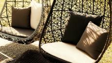 fauteuils suspendus mobilier de jardin design