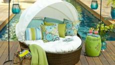 meuble mobilier design original outdoor piscine