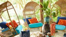 balançoire original design jardin meuble mobilier outdoor