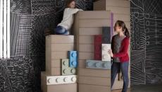meubles design chambre d'enfants déco