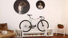 meuble séjour bas rangement byciclette