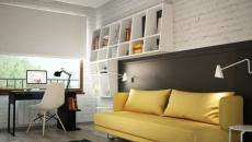 décoration chambre ado garçon moderne