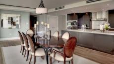 salle à manger déco intérieure table