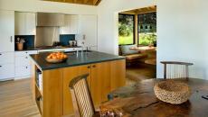 cuisine design moderne résidence secondaire camapgne