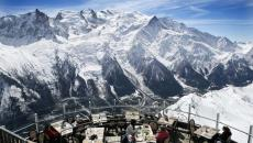 restaurant original dans les alpes mont banc