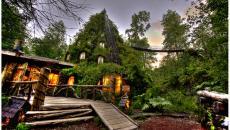 Montana Magica Lodge en Chili