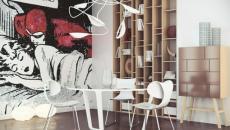 intérieur design créatif artistique