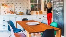 cuisine design déco moderne familiale