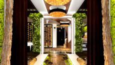 Intérieur créatif hôtel boutique Sosna