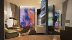 murs artistique peints