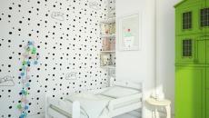 décoration des murs pour la chambre d'enfant