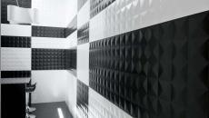 style chic industriel salle de bains contemporaine