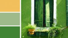 palettes de couleurs déco maison