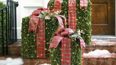Cadeaux et déco originale pour l'extérieur de la maison Noël