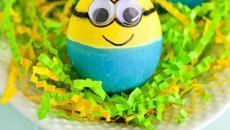 œufs de paques dessins animés