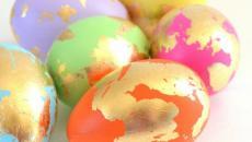 décorer un œuf de paques unique