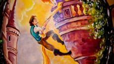 Disney héro oeuf paques
