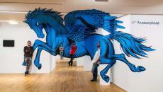 studio créateur design 3D déco murale