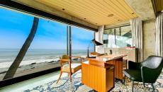 intérieur bureau à la maison maison de luxe