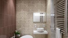 design luxe petite salle de bain