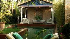 projet paysagiste jardin piscine