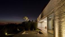 extérieur maison de luxe architecte