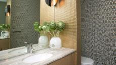 toilettes modernes décoration originale