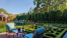 Jardin de luxe œuvre de paysagiste