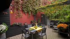 petit patio maison de ville aménagement outdoor