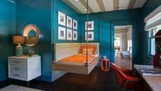 aménagement astucieux gagne-place petit appart lit suspendu