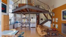 petit loft de ville au design moderne