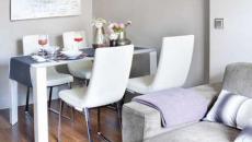 petite salle à manger séjour studio
