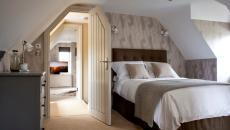 petite chambre dans les combles