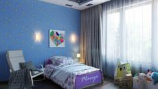 aménagement chambre de fille dans appartement